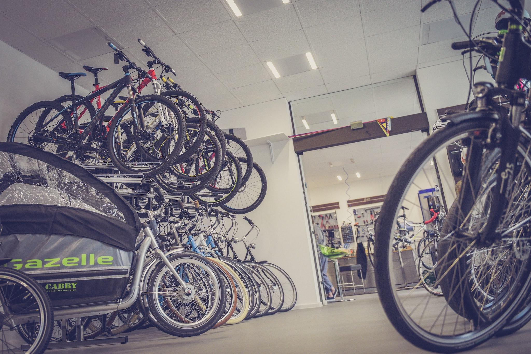 Dealer rowerowy Karbon