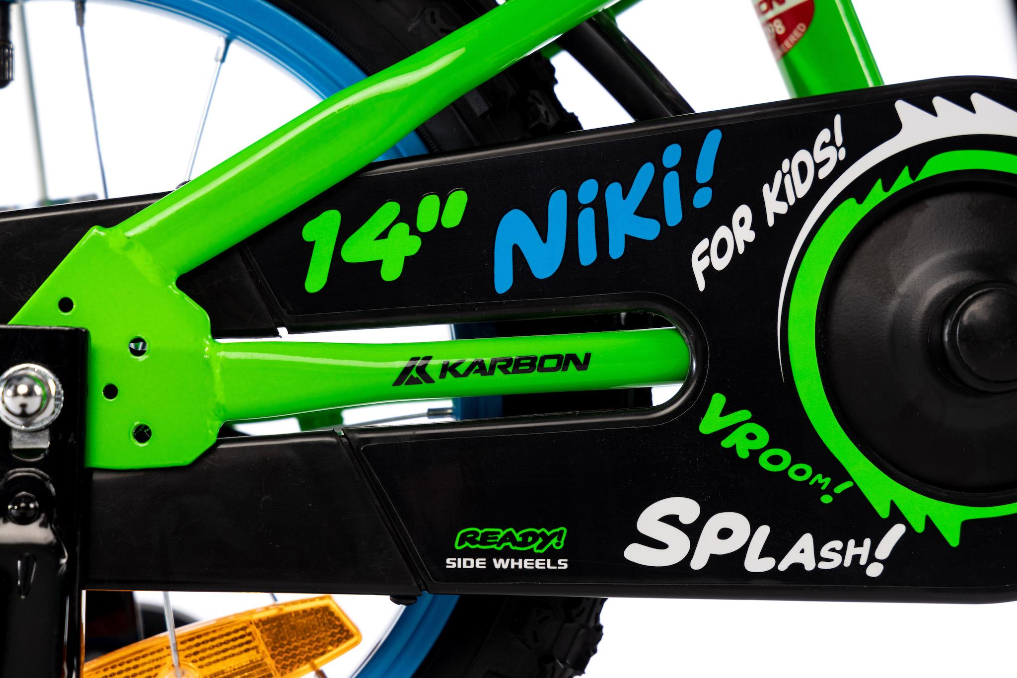 Rower chłopięcy Niki 14 cali