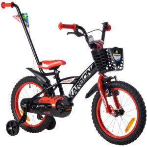 Rower dla chłopca czarny