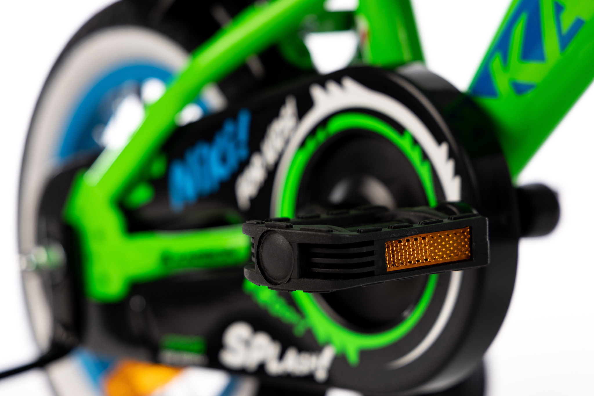 Rower dla chłopca 12 cali zielony