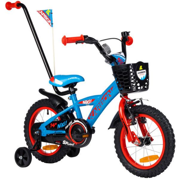 Rower dla chłopca Niki 14 cali