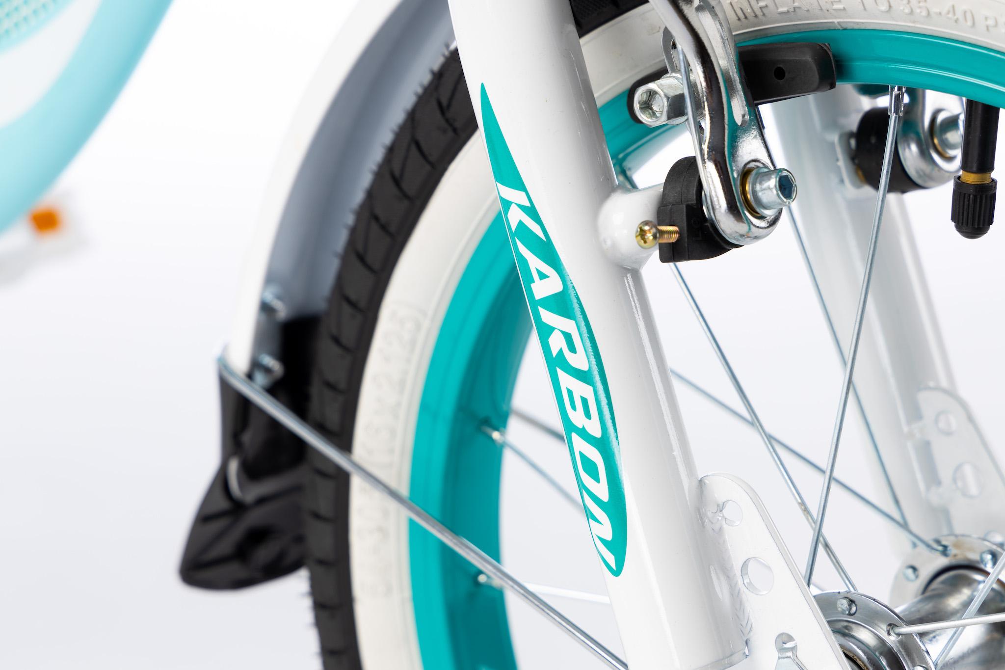 Rower dla dziewczynek 16 cali