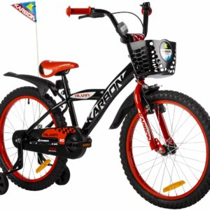 Rower dla chłopca 20 cali czarny